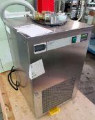 Buchi Dehumidifier, model B-296, R134A refrigerant, 230 volts, 700 watt, with controls.