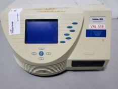 Kaye Validator, model X2000, for up to (3) Kaye X2025 Sensor Input Modules, 120 volts, serial#