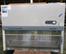 "72"" Labconco Purifier Class II Biosafety Cabinet, catalog# 36213043726D"