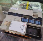 Titertek Multiskan Microplate Reader MMC/340 Typ347