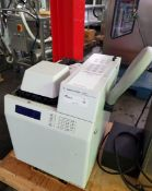 Agilent Headspace Sampler, model G1888, 115/230 volt, with controls, serial# IT00703003.