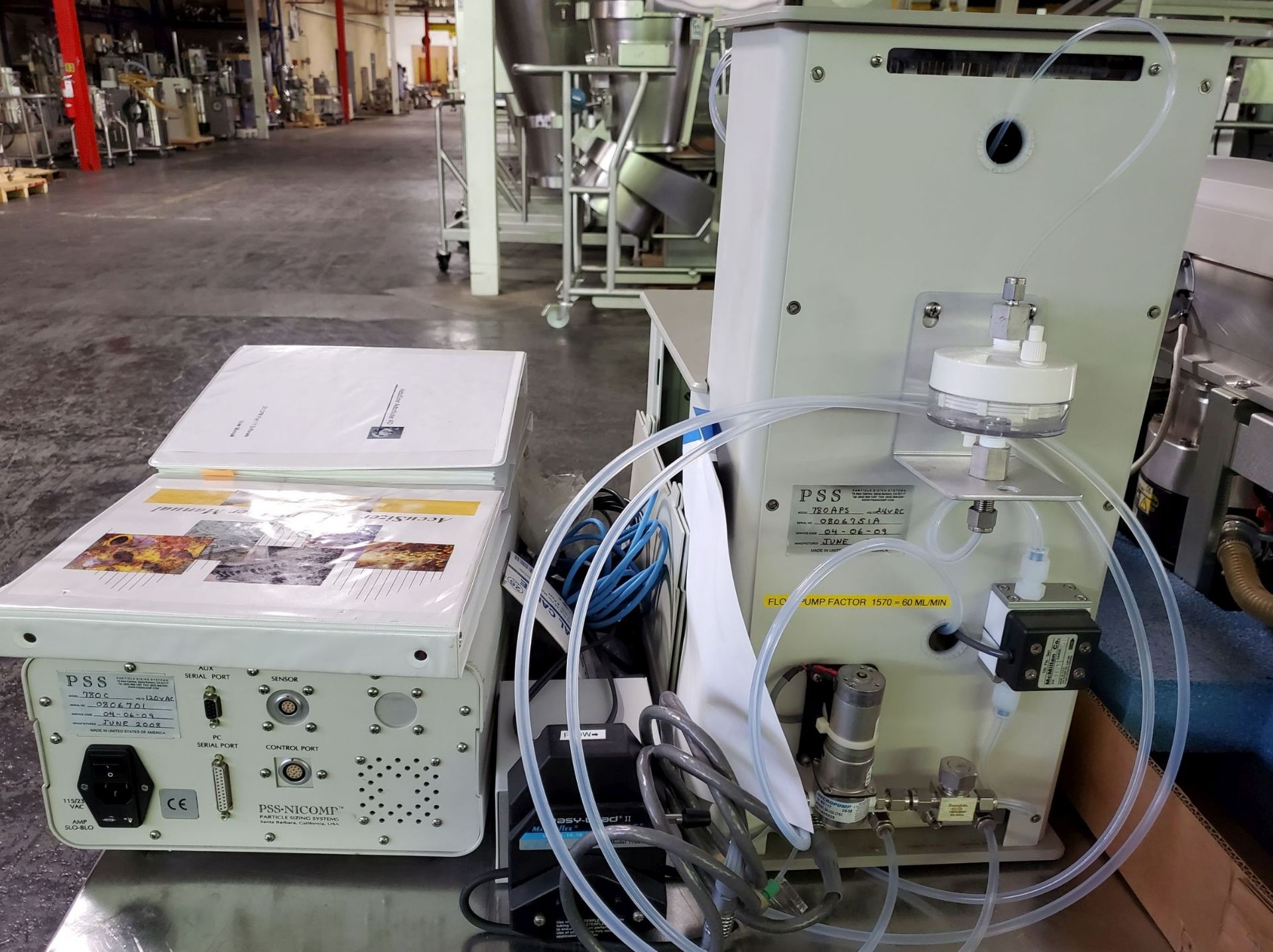ACCUSIZER 780-APS TWO STAGE AUTODILUTER / PARTICLE SIZER - Image 3 of 9