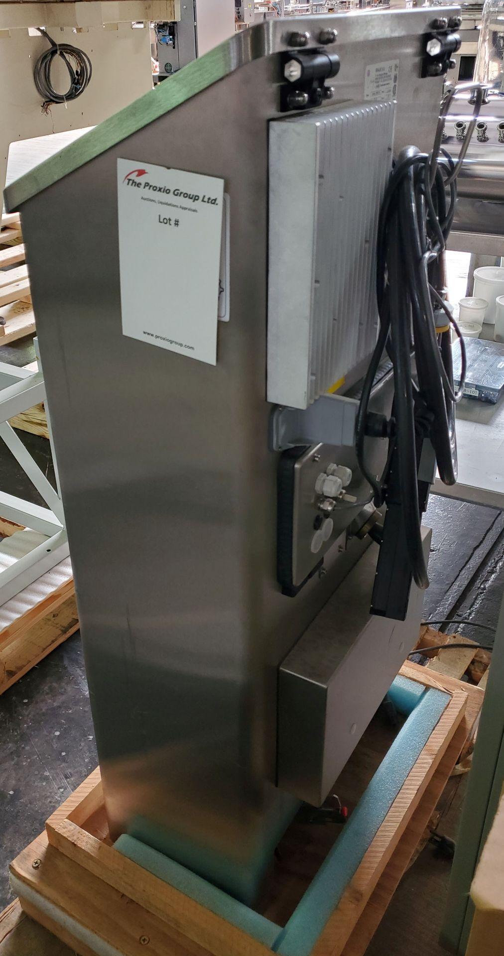 Lot 39 - Imaje Printer, type Jaime 1000S4plus, with printer head, 110 volts, serial# 7451R7, built 1997.