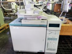 Agilent Gas Chromatograph, 6890 series, serial# US00073314.