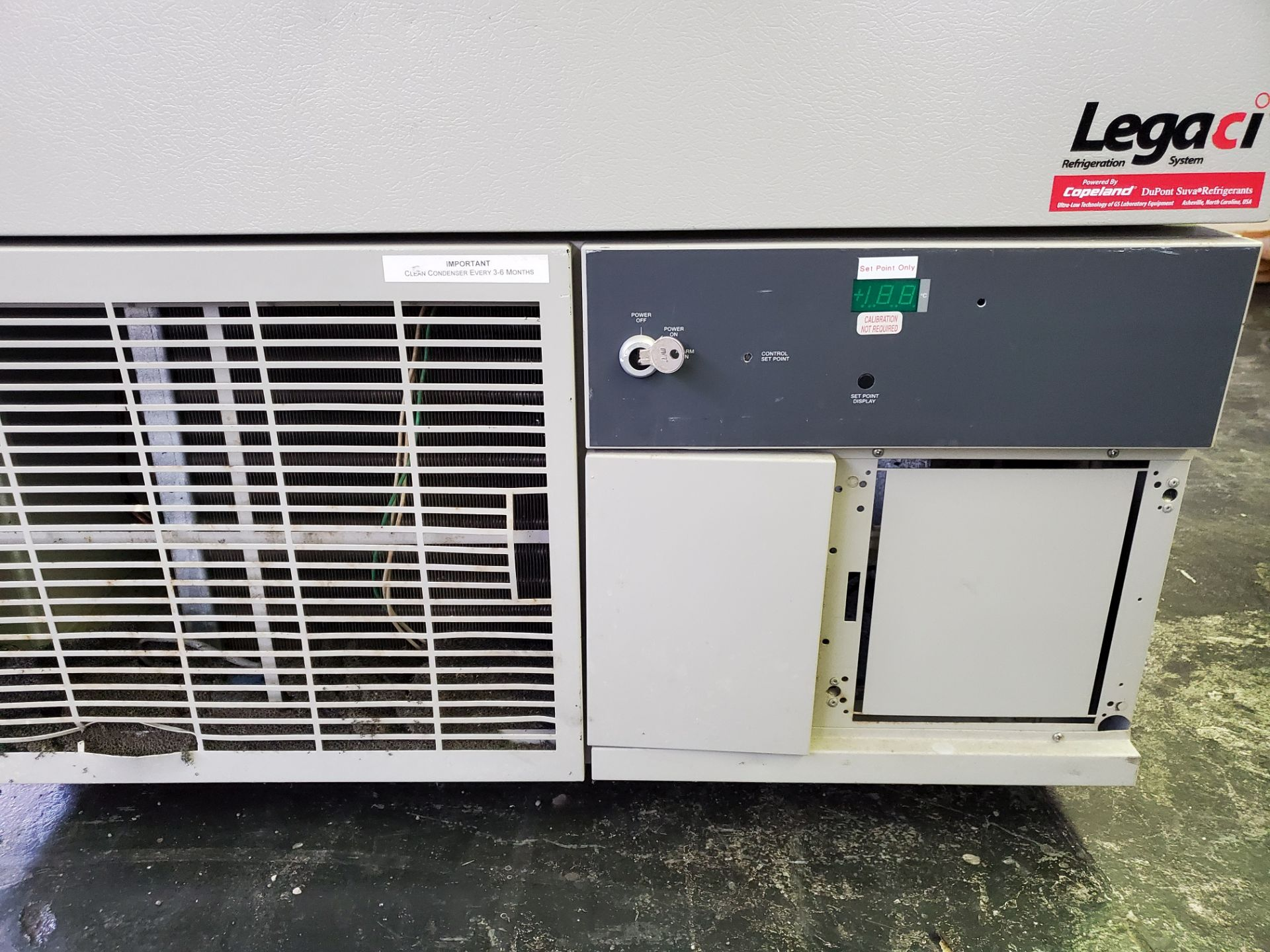 Revco/GS Laboratory Equipment Freezer, model ULT1740-3-A34 - Image 5 of 7