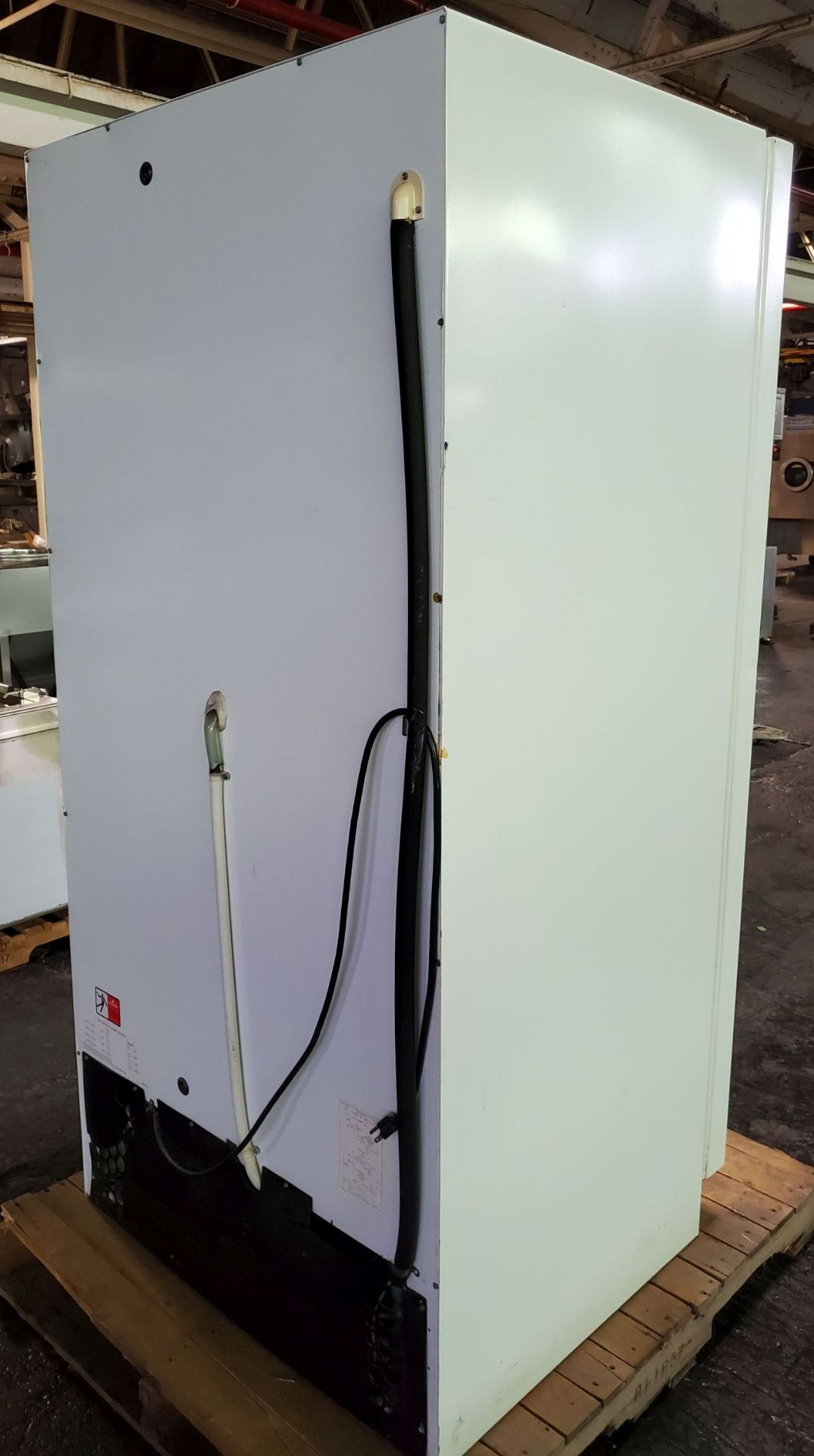 Lot 13 - VWR/GS Laboratory Equipment Refrigerator, model R429GA14