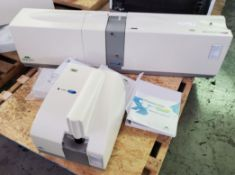 Malvern Mastersizer 2000 Particle Size Analyzer, with manuals, documents and software