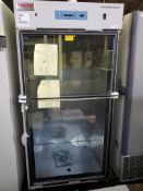 """Thermo Scientific Environmental Chamber, model 3961, approx. 31"""" wide x 28"""" deep x 60"""" high"""