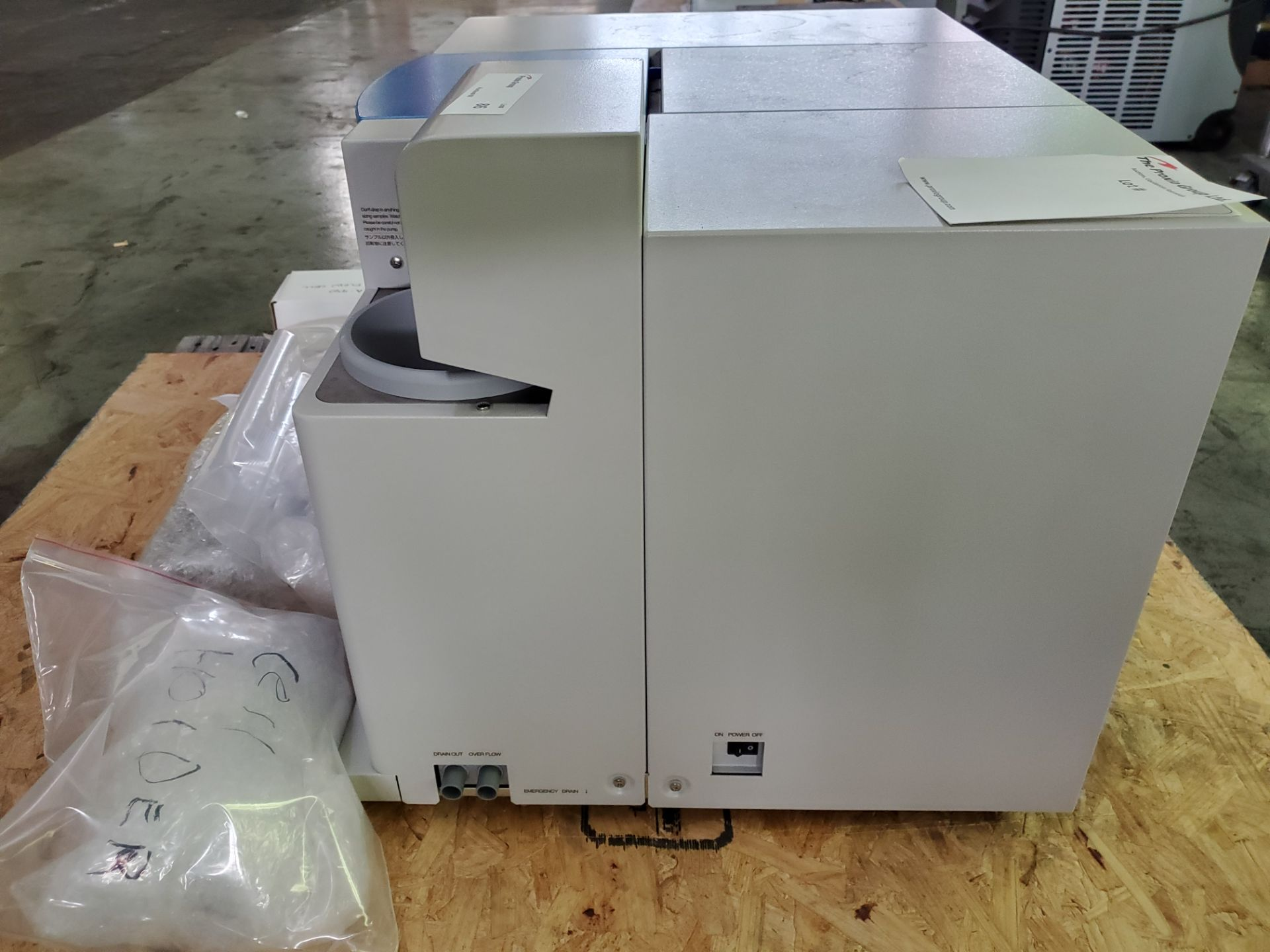 Horiba Laser Scattering Particle Size Distribution Analyzer, model LA-950, with components, - Image 3 of 7