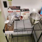Kitchenaid Mixer Spares Lot