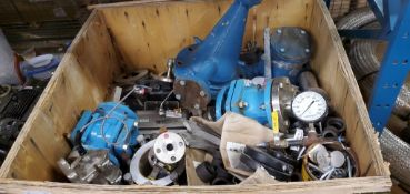 Skid of Various Mechanical Items