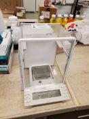 Mettler At261 Delta Range Analytical Lab Balance