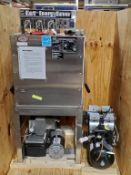CMA Model EST-AH2 Stainless Steel Dishwasher