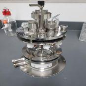 New Brunswick Scientific 1,000ML Reactor Vessel