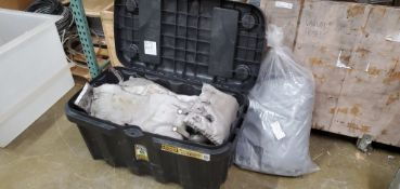 45 Gallon Capacity Tote with Insulation