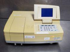 Shimadzu Mdl UV-1601 UV-Visible Spectrophotometer