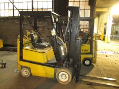 Yale fork lift, model GLC030CENUAE083, 3000#.