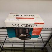 Mr. Coffee NLX5 4-Cup Coffeemaker