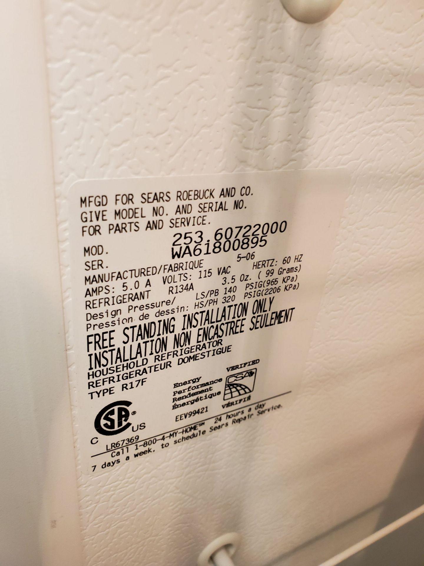 Kenmore Refrigerator - Image 3 of 3