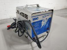 MAC 24V Battery Charger, Model SCR 242017