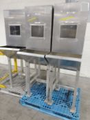 (3) Gowning Dispensers, S/S