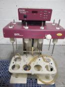 Distek Dissolution System, Model 2100B, with pump