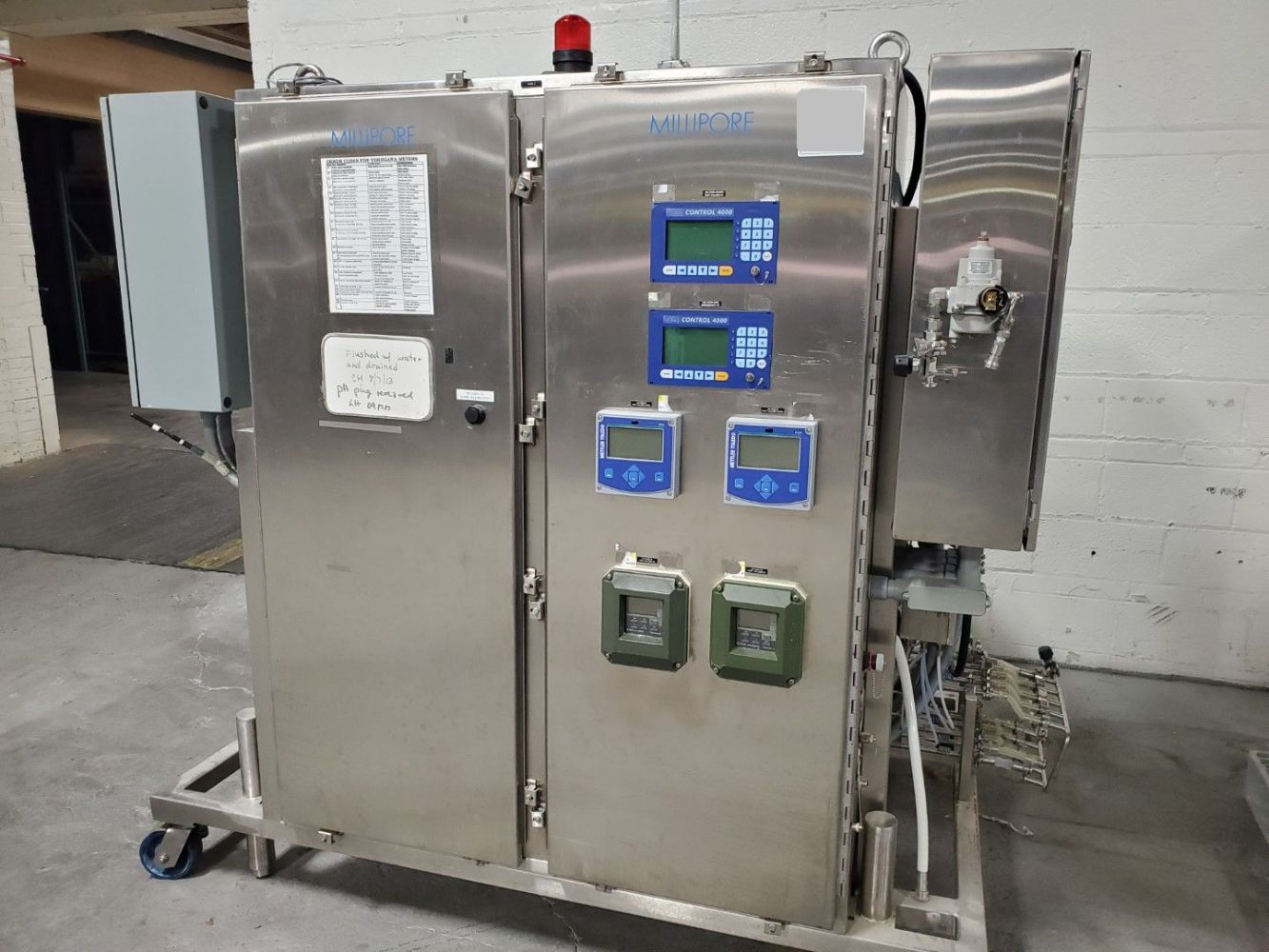 Short Notice Pharmaceutical Lab and Processing Equipment from a Botanicals Extract Company