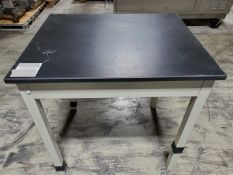 "30"" x 36"" Laboratory Table"