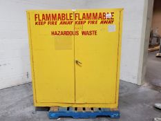 Se-Cur-All Flammable Storage Cabinet