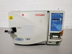 Heidolph Tuttnauer Automated Benchtop Autoclave, Model 2540EP