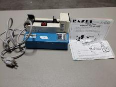 Razel Syringe Pump, model A-99