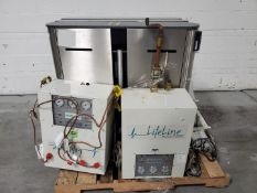 Lifeline Medical Systems Medical Gas Manifolds and sensors