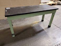 "62"" x 24"" Hamilton Laboratory Table"