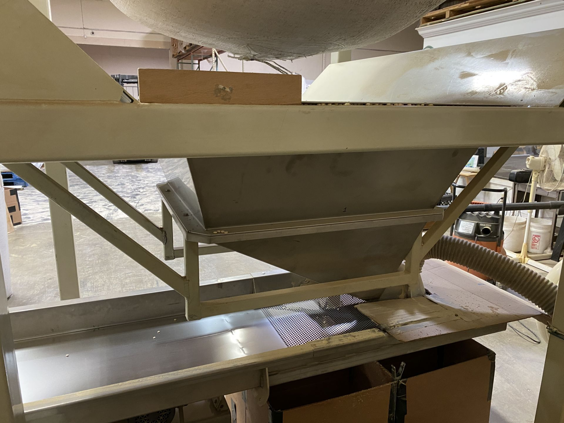 Lot 101 - Supersack Unloading Stations