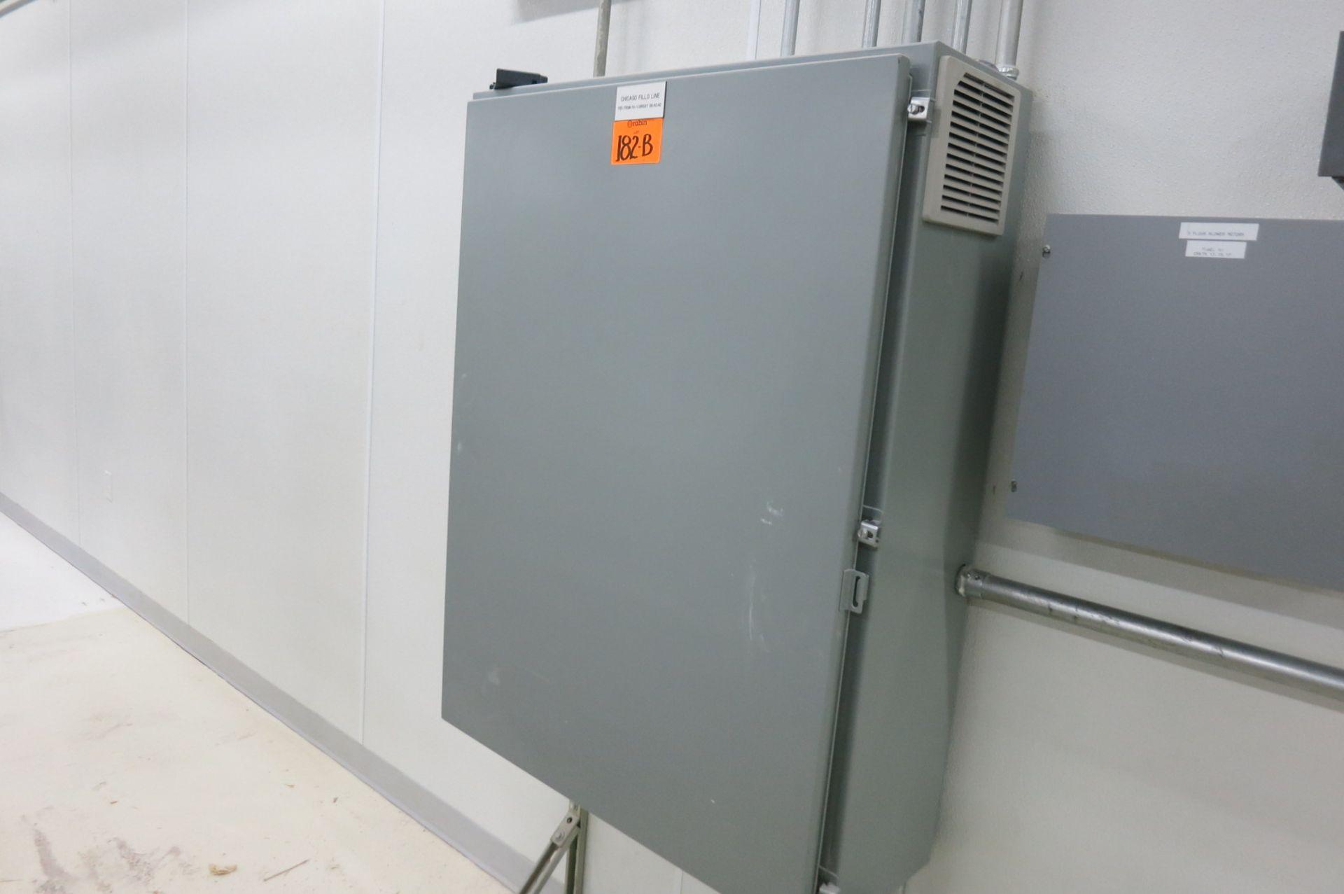 Lot 182B - Drive Control Panel (Extruder B)
