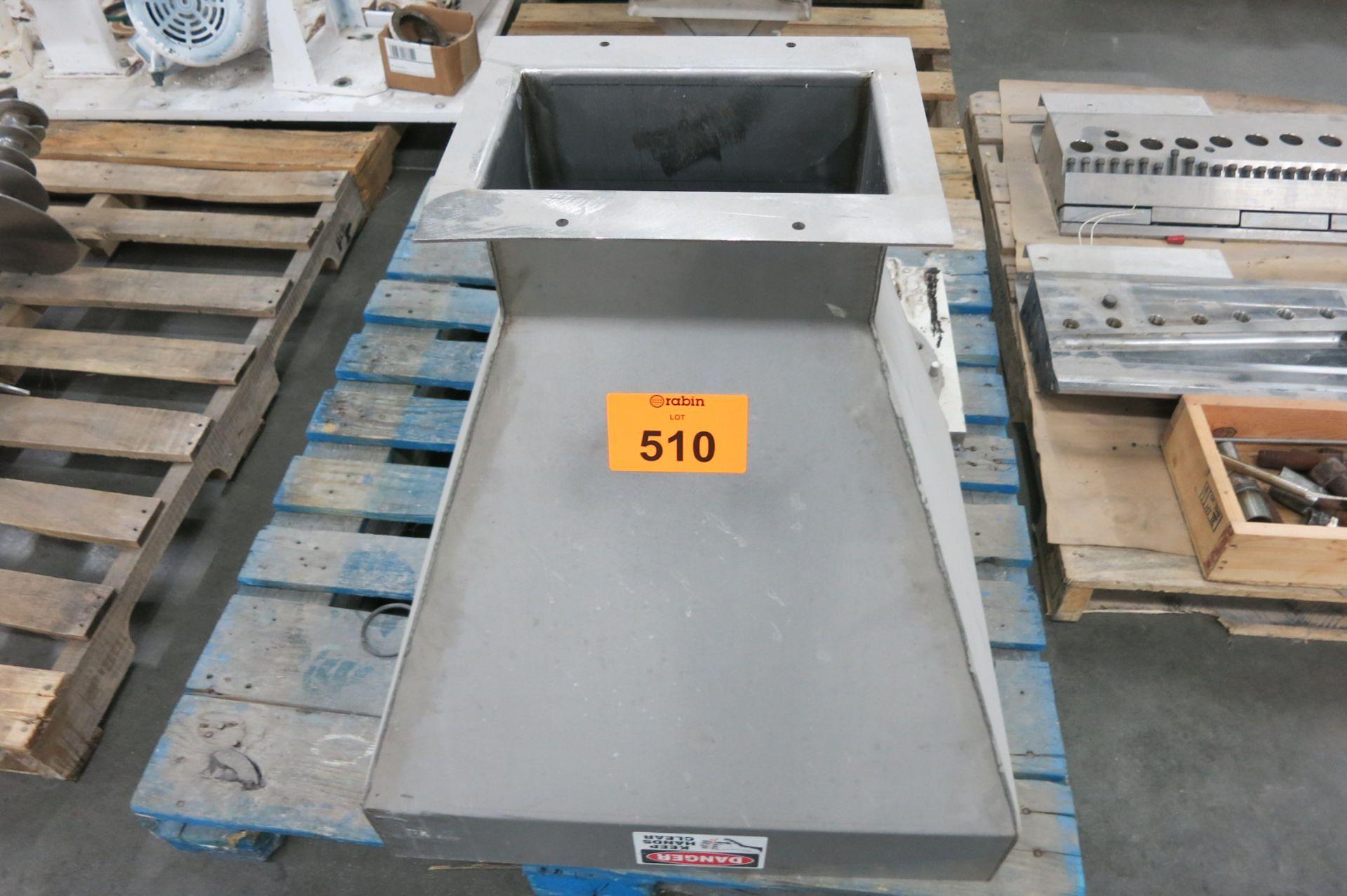Lot 510 - Extruder Parts