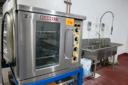 Cookie Dough Production & Packaging Facility