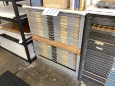 Tooling Drawers with Tooling