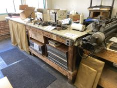Work Benches and Table
