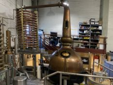Distillery Equipment - No Longer Needed in the Continuing Operations of Hotaling & Co Importers-Distillers