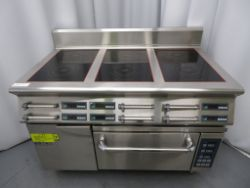 Online Auction Of Commercial Catering Equipment To Include - New, Used & Ex Demo Quality.