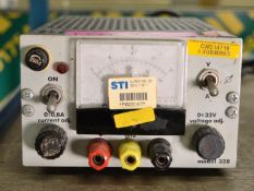 Elind 328 Power Supply.