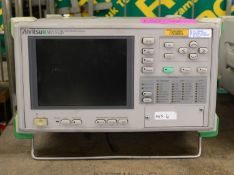 Anritsu MP1552B Analyzer.