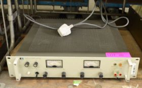 Hewlett Packard 6217B DC Power Supply.