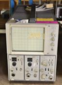 Wiltron Company 640 RF Analyzer.