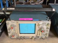 Tektronic 465 Oscilloscope.