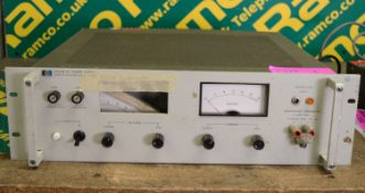 Hewlett Packard 6264B DC Power Supply.