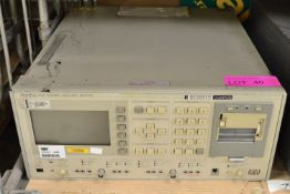 Arnitsu PCM Channel Analyzer MS371A1.