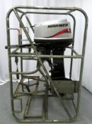 Mariner 30 HP Long shaft 2 stroke outboard.