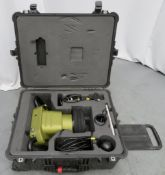 Oceana Technologies DNS 300 Fully integrated hand held sonar device.